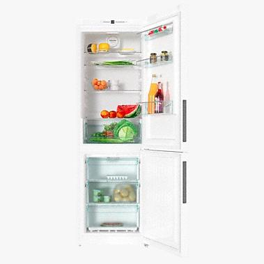 REFRIGERATEUR POSABLE KFN 28132 WS / NO FROST / DYNACOOL