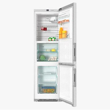 REFRIGERATEUR COMBINE MIELE KFN29283 D EDT/ CS  / PERFECT FRESH / NO FROST