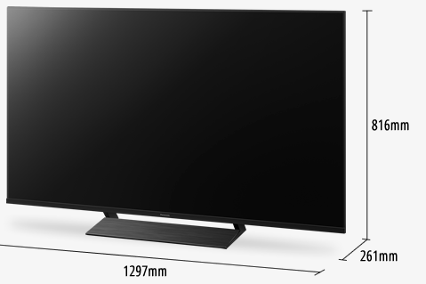 Ecran TV Panasonic TX-58 GX 800
