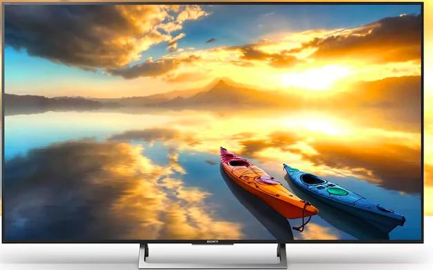 ECRAN TV SONY KD49XE7096 / 4K / HDR / SMART TV
